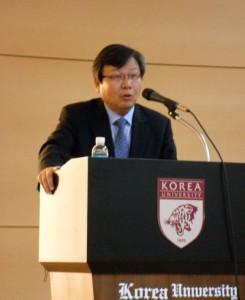 Moderator: JUNG Byeong-ho, Korea University