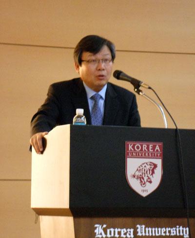 崔官 高麗大学校 日本研究センター所長