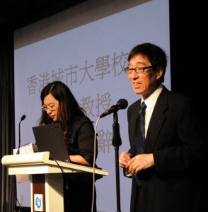 GUO Wei, President of City University of Hong Kong
