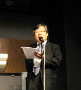 CHOI Gwan, Korea University, 2012 SCIEA President