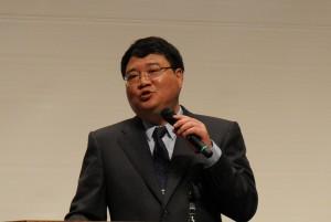 2014年SCIEA会長 復旦大学 章清 教授